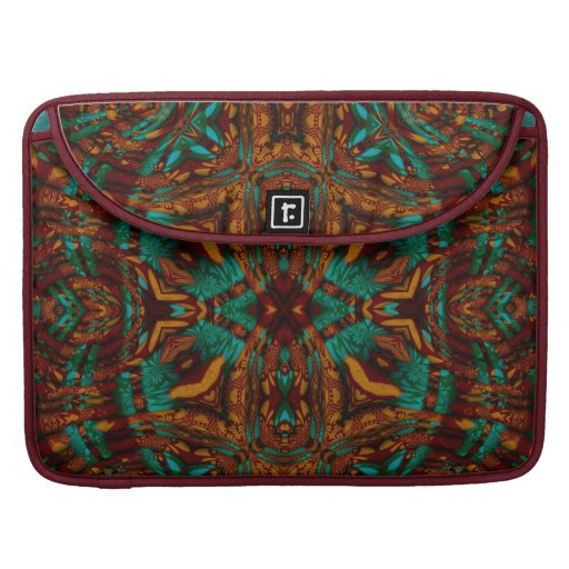 Tribal Shaman Earth Macbook Pro Laptop Sleeve For MacBook Pro