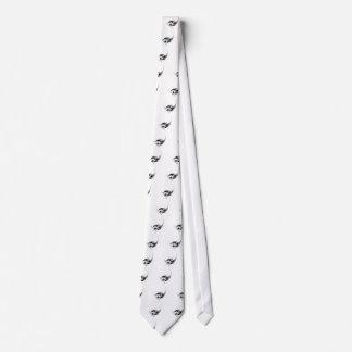 Tribal Shark Tie