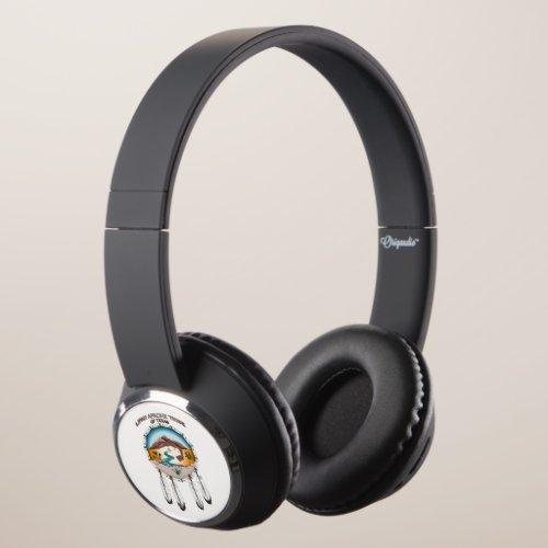 Tribal Shield Head Phones