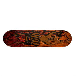 Tribal Skateboard