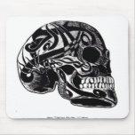 Tribal Skull 3 mousepad