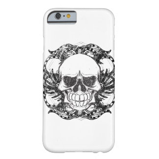 Tribal skull barely there iPhone 6 case