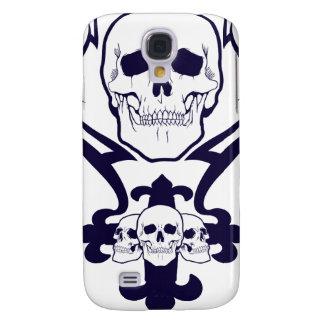 Tribal Skull Samsung Galaxy S4 Covers