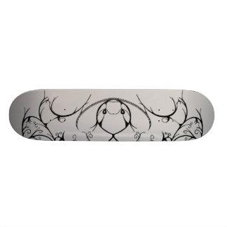 Tribal Snake Skateboard