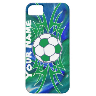 Tribal Soccer iPhone 5 Covers