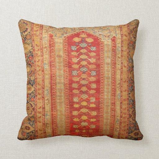 Tribal Southwest Geometric Boho Pattern Decor Throw Pillow Zazzle