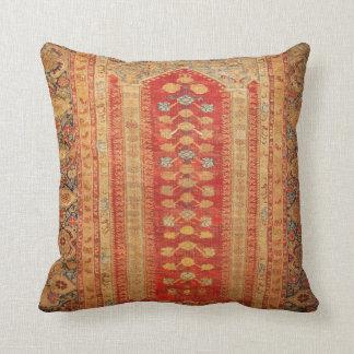 Tribal Southwest Geometric Boho Pattern Decor Throw Pillow