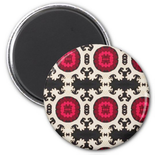 Tribal Southwest Vintage Boho pattern Magnet