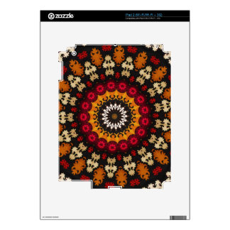 Tribal Southwestern Indian Aztec Print iPad 2 Skin