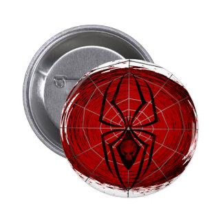 Tribal Spider Button