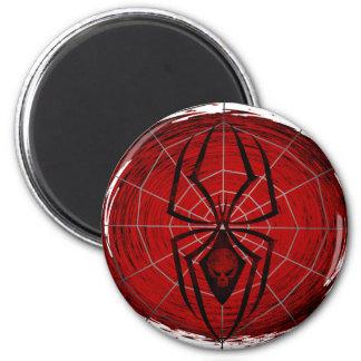 Tribal Spider Refrigerator Magnet