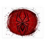 Tribal Spider Postcard