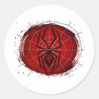 Tribal Spider Sticker