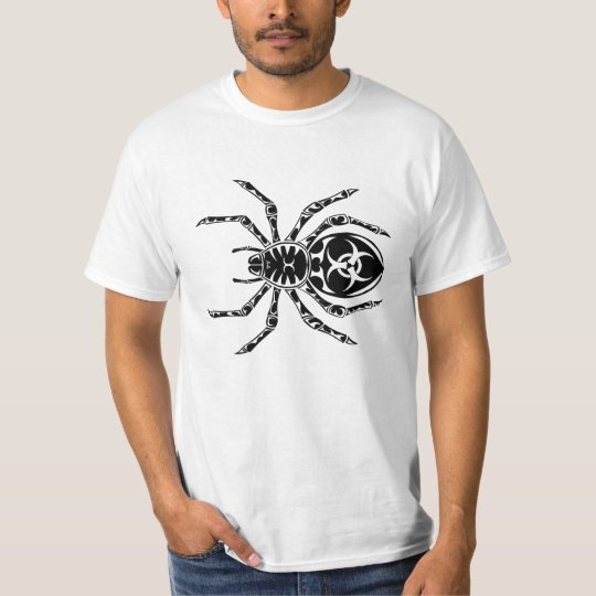 Tribal Spider T Shirt