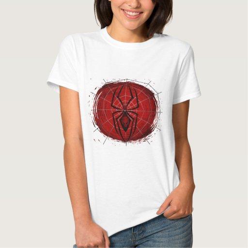 Tribal Spider Tshirts