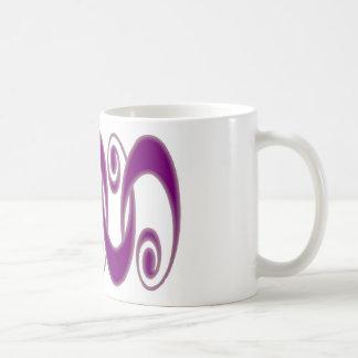 Tribal Spirals Coffee Mug
