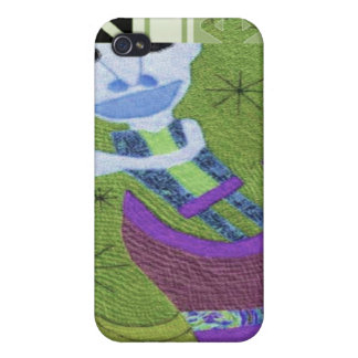 Tribal spirit  - Aftrican Art Cases For iPhone 4