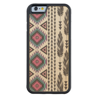 Tribal Spirit Maple Wood iPhone 6 Case Carved® Maple iPhone 6 Bumper