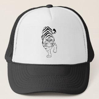 Tribal Stalking Tiger Hat
