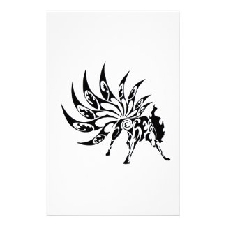tribal stationery paper
