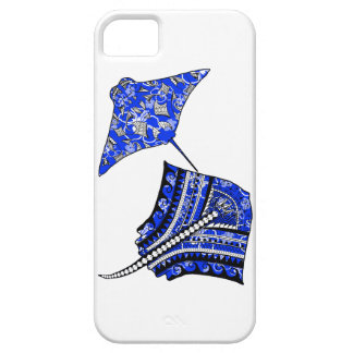 Tribal Stingrays iPhone SE/5/5s Case