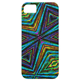 Tribal Style Colorful Geometric Pattern iPhone SE/5/5s Case
