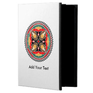 Tribal Style Enviornmental Mandela with Pine Cones Powis iPad Air 2 Case