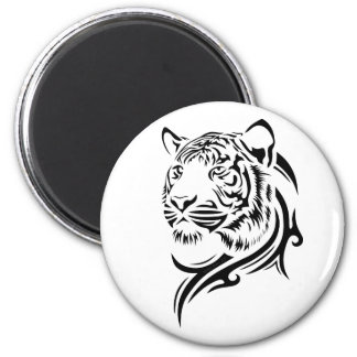 Tribal Style Tiger Magnets