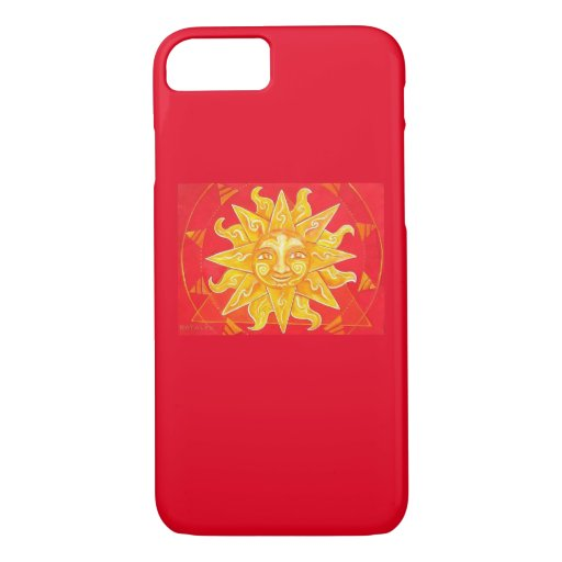 Tribal Sun iPhone 8/7 Case