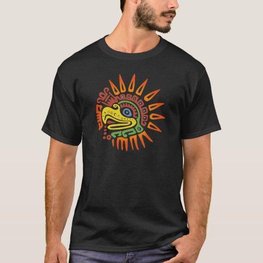 Tribal Sun Eagle T-Shirt
