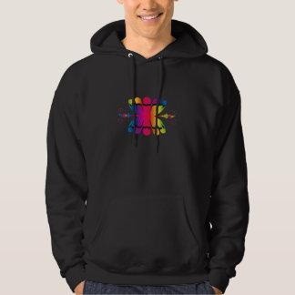 tribal symbol hoodie