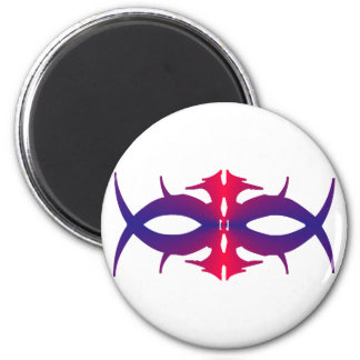 tribal symbol magnets