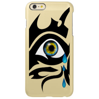 Tribal symbol with iris incipio feather shine iPhone 6 plus case