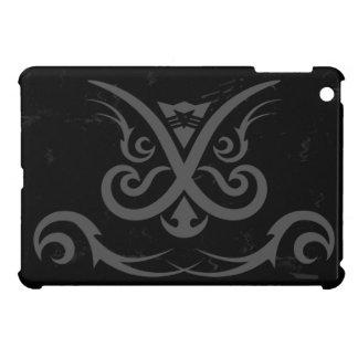 Tribal Tattoo Abstract Tiger iPad Mini Case Cover