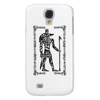 Tribal Tattoo Anubis Galaxy S4 Case