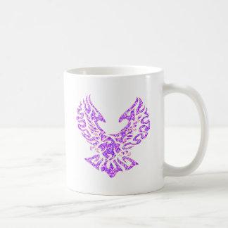 Tribal Tattoo Bird Coffee Mug