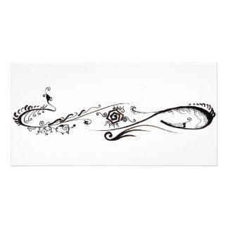 Tribal Tattoo Card