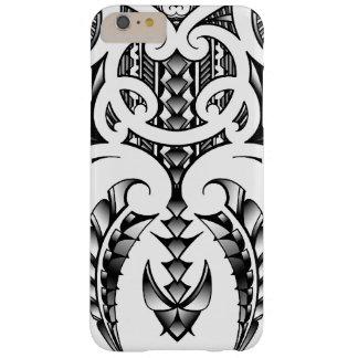 Tribal tattoo design in Maori & Samoan style Barely There iPhone 6 Plus Case