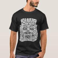 Tribal Tattoo Design - New Zealand Maori T-Shirt