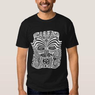 Tribal Tattoo Design - New Zealand Maori Tee Shirt