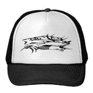 Tribal Tattoo Squeezed Trucker Hat