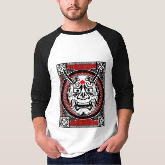 Tribal Tattoos With Image Mask Tribal Design Shirt
