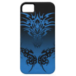 tribal three  dragon phone case iPhone 5 cover