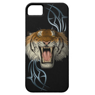 Tribal Tiger Head iPhone SE/5/5s Case
