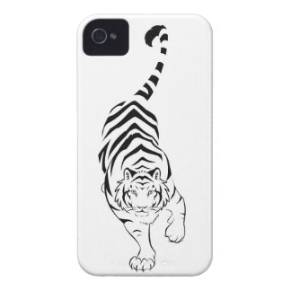 Tribal Tiger iPhone4 Case