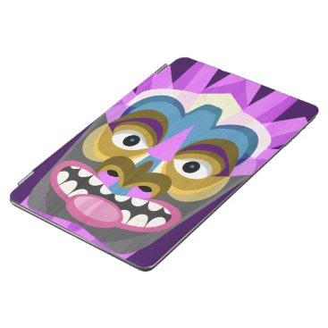 Tribal Tiki Hawaiian Luau iPad Pro Cover