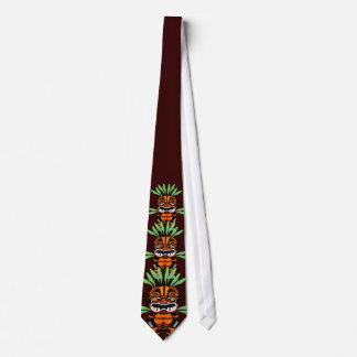 Tribal Tiki, Red Tie