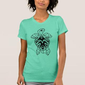 tribal tortoise sketch T-Shirt