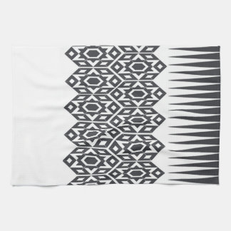 Tribal Tracks Kitchen Towel