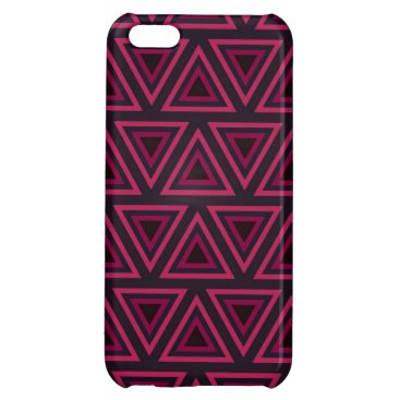 tribal triangle case for iPhone 5C